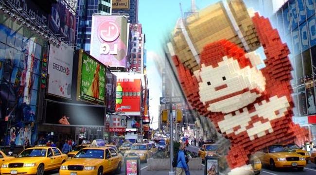 Scena iz filma Pixels