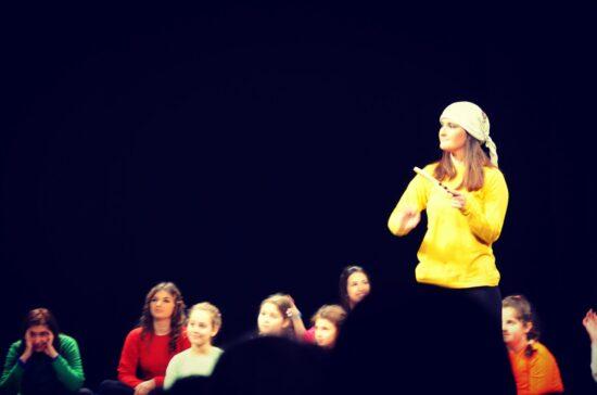 Priča o bosanskom suncu (Mala glumačka akademija)