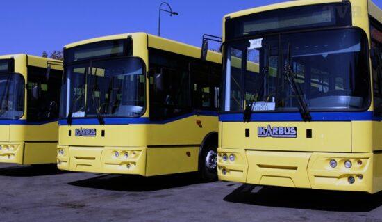 Usluge GRAS-ovog autobuskog saobraćaja za javni gradski i prigradski prevoz putnika datiraju od 1953. godine.