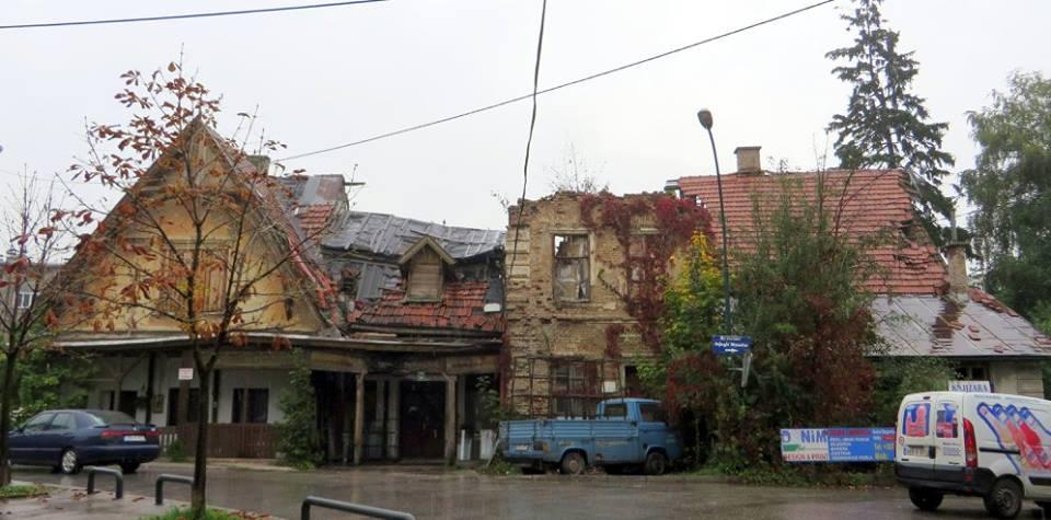 Ilidža u oktobru (Sarajevo, 11. oktobasr 2015, foto: Mina Coric)