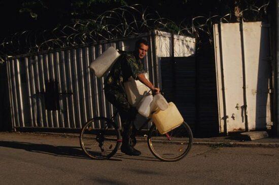 Bicikl u opsadi