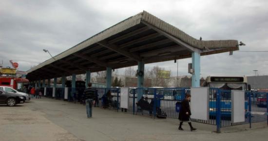 Autobuska stanica Novi Sad