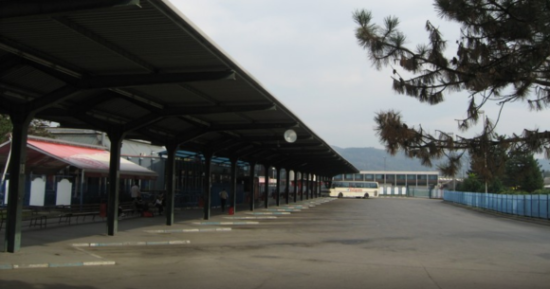 Autobuska stanica Banja Luka