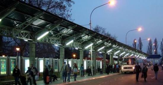 Autobuska stanica Beograd