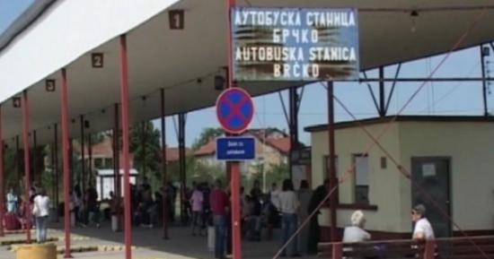 Autobuska stanica Brčko