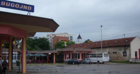 Autobuska stanica Bugojno