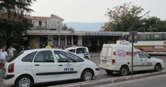 Autobuska stanica Herceg Novi