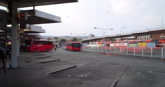 Autobuska stanica Niš