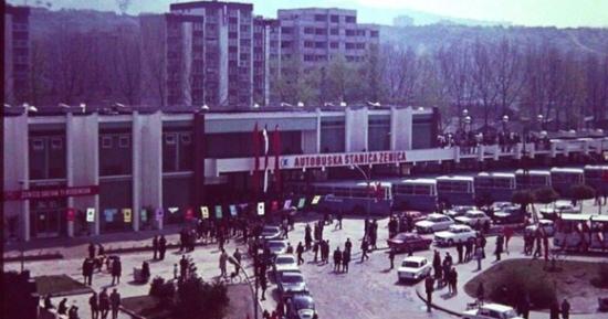 Autobuska stanica Zenica