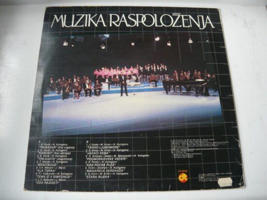 Muzika raspoloženja (Hor RTV Sarajevo)