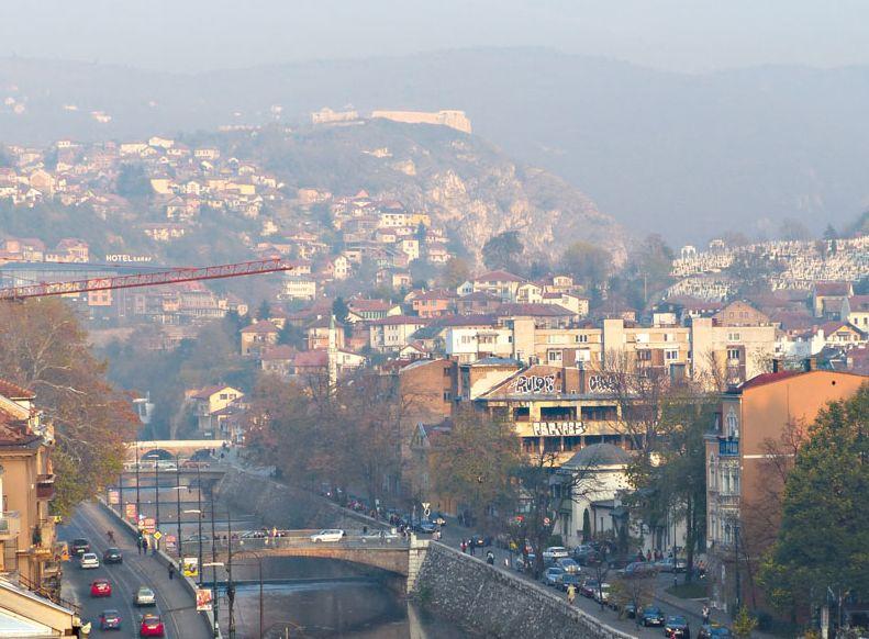 Hotel Nacional, Sarajevo
