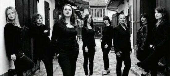 Vokalni ansambl CORONA, Sarajevo