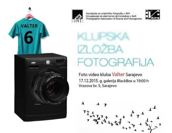 Šesta Izložba fotografija Foto-video kluba Valter