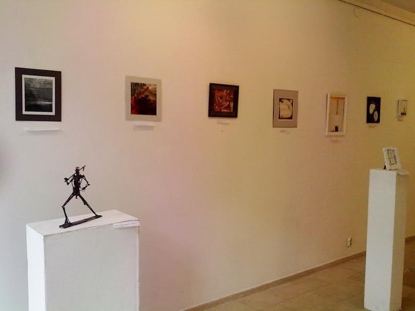 Mali format 2015, Galerija Roman Petrović