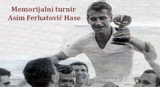 Memorijalni turnir Asim Ferhatović - Hase