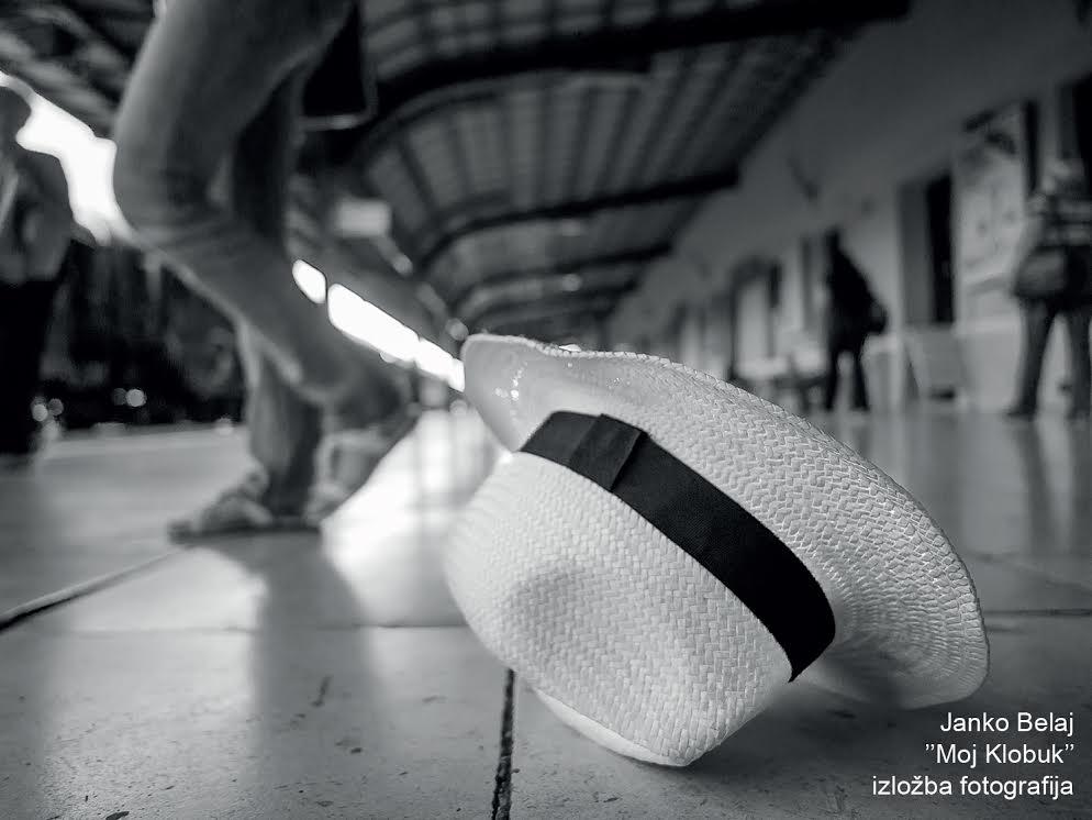 Moj klobuk, Janko Belaj