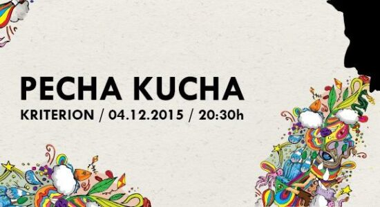 Pecha Kucha Night, Kriterion