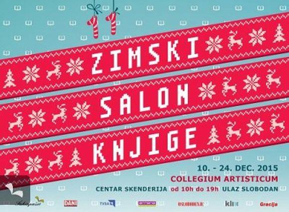 11. Zimski salon knjige, Sarajevo