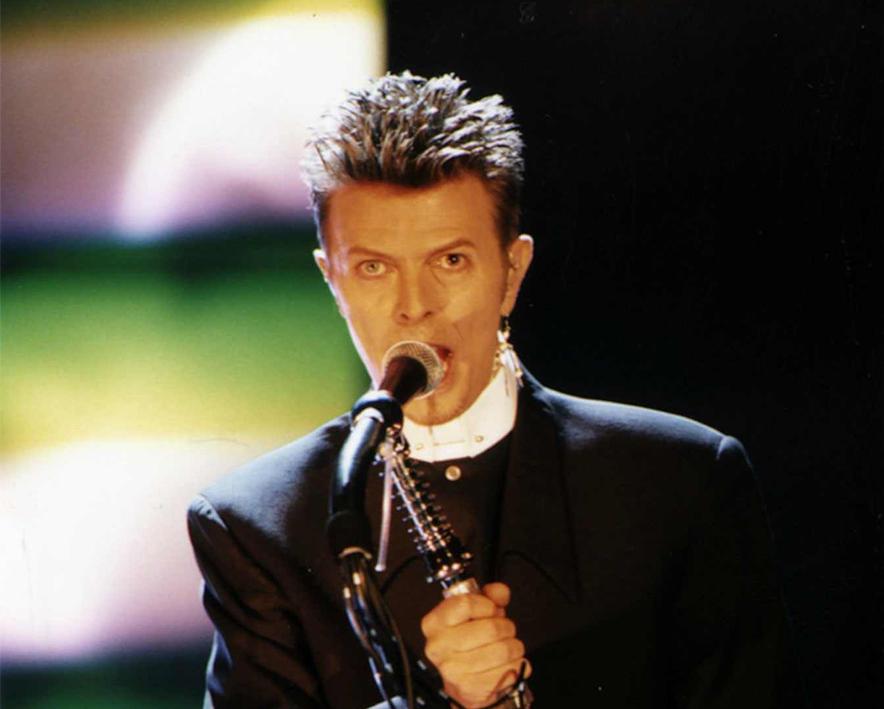 David Bowie, 1996. godine