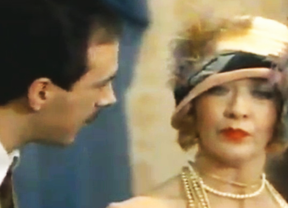 Svetislav Goncić i Milena Dravić u filmu Gospođa ministarka