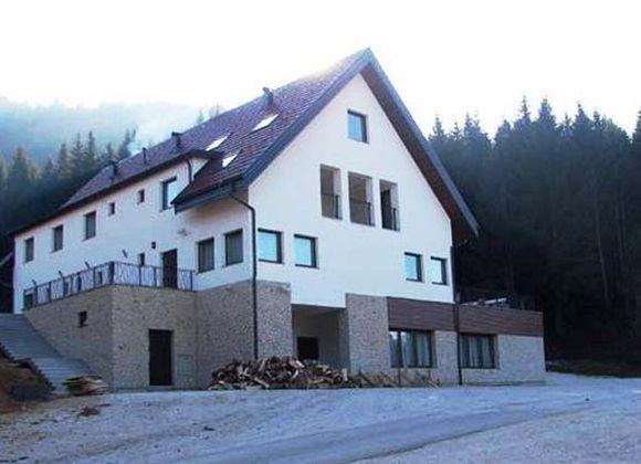 Napretkov dom na Trebeviću