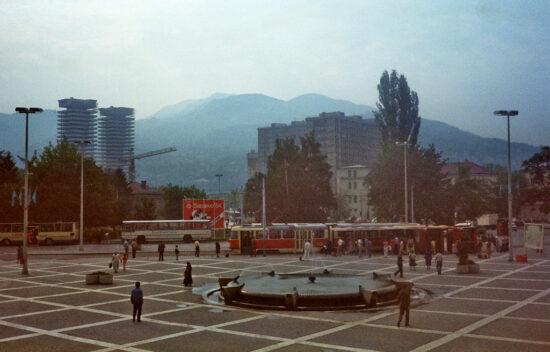 Sarajevo, 1983. godine