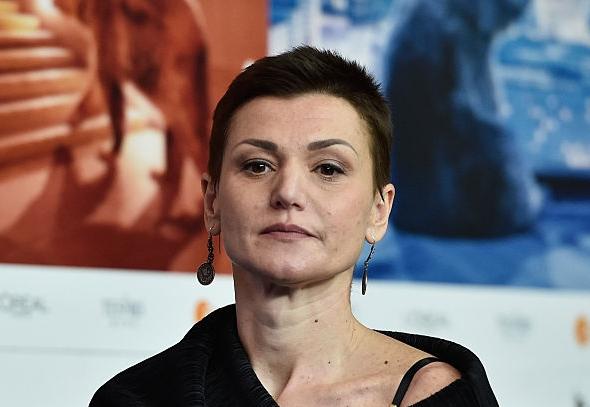 Vedrana Seksan u Berlinu 2016. godine