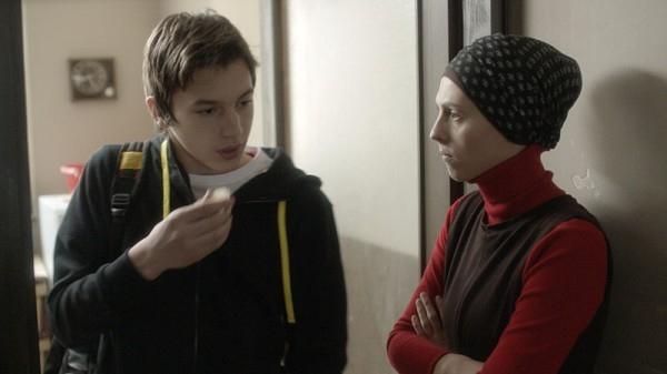 Scena iz filma Djeca Sarajeva