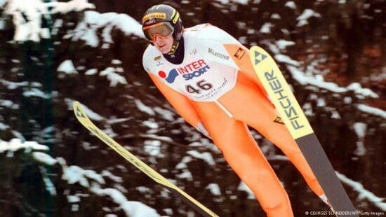 Jens Weißflog, jedan od 4 najbolja skakača na skijama svih vremena