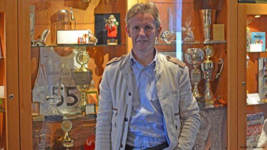 Jens Weißflog, jedan od najboljih skakača na skijama danas je uspješan hotelijer