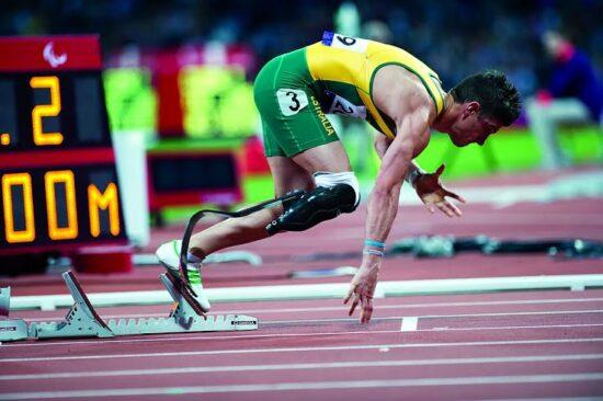 Novo rađanje - Paraolimpijske igre