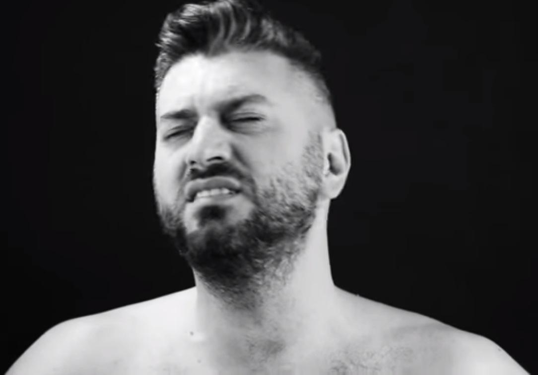 Damir Imamović u spotu SARAJEVO
