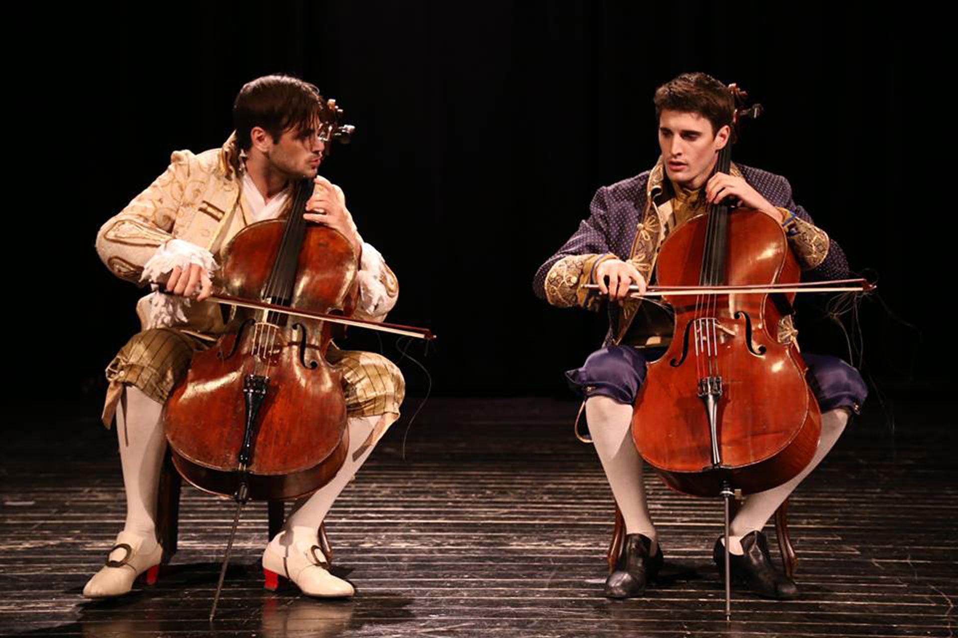 2CELLOS - Violončelisti iz Hrvatske uživaju globalnu popularnost i poznati su po svojim virtuoznim interpretacijama poznatih svjetskih pop i rock hitova.