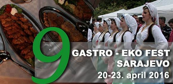 9. Gastro Eko-Fest