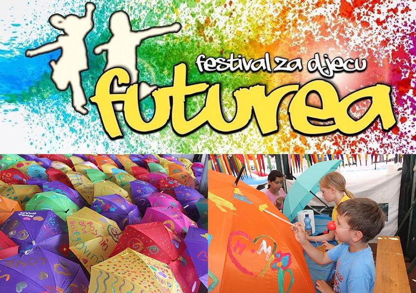 Besplatni putujući festival za djecu FUTUREA
