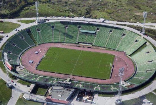 Stadion Asim Ferhatović - Hase, Sarajevo