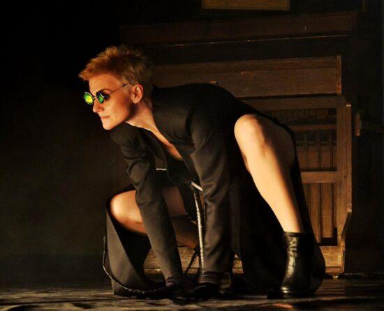 Vedrana Seksan u predstavi Elizabeta Bam (Narodno pozorište)