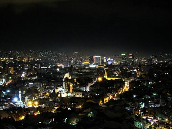 Sarajevo svijetli