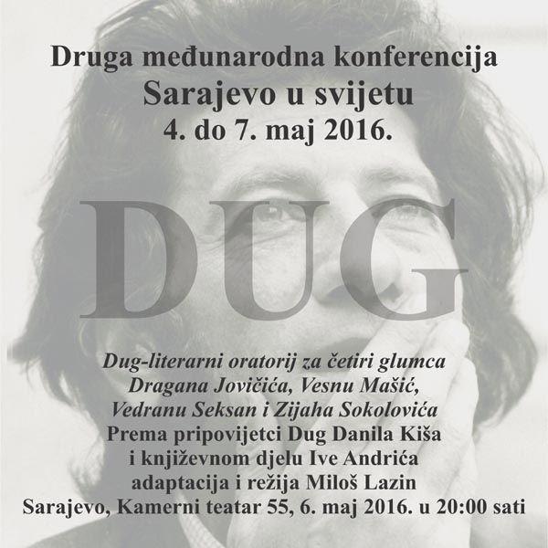 DUG, Danilo Kiš