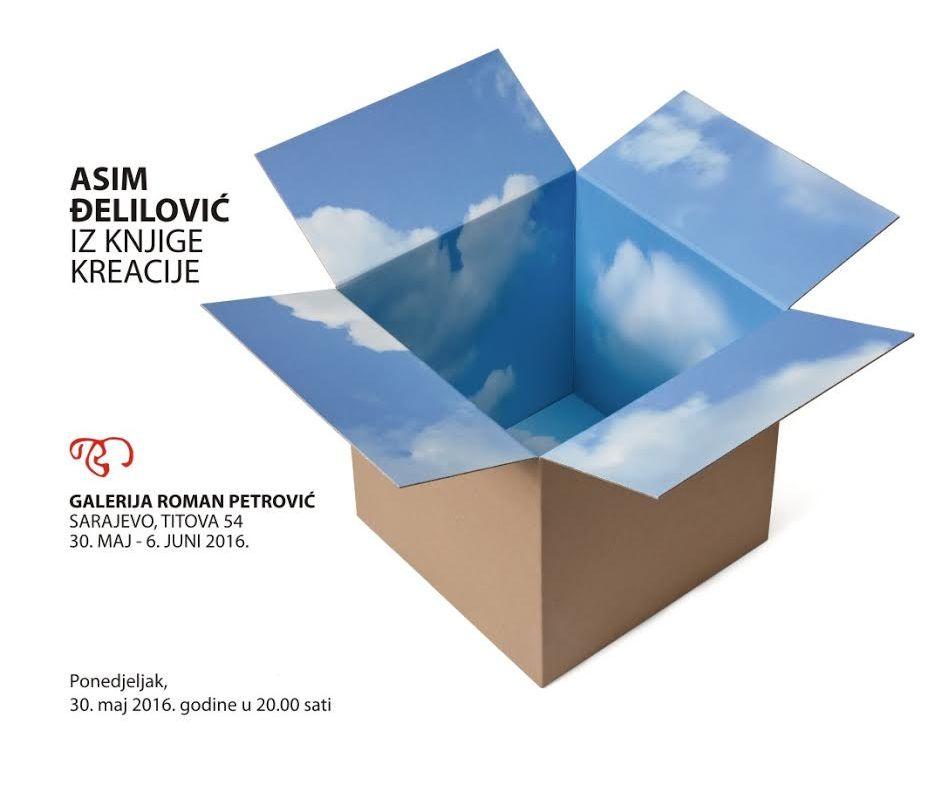 Iz knjige kreacije, Asim Đelilović