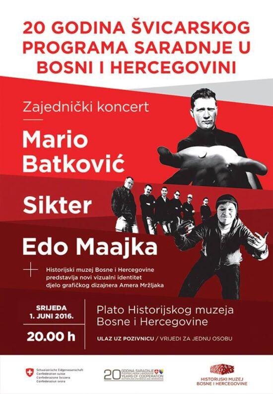20 godina švajcarskog programa saradnje u Bosni u Hercegovini,