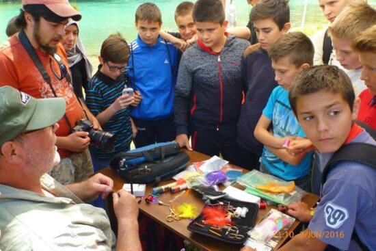 Mala škola ribolova 2016 (Konjic, 2. juni 2016)