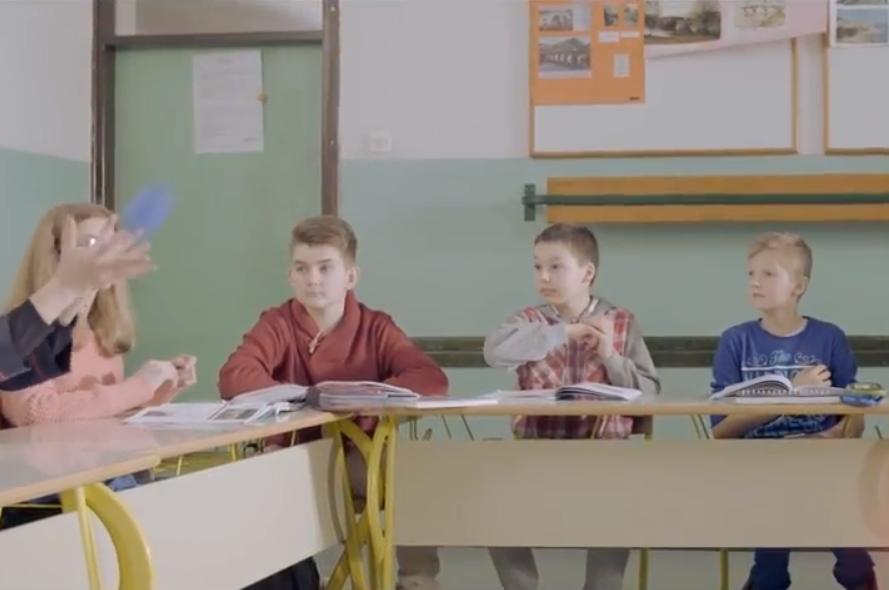 Film o zdravim životnim stilovima (Asocijacija XY i OŠ Nafija Sarajlić Sarajevo)