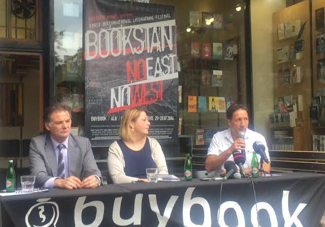 Međunarodni festival književnosti Bookstan