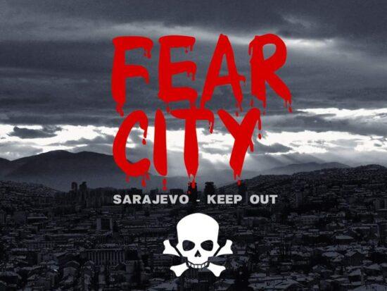 Sarajevo, grad straha i nečistoće