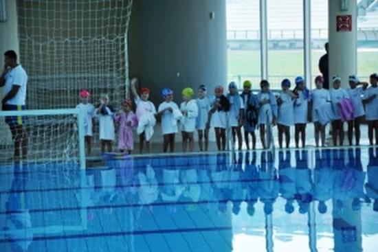 Besplatna škola plivanja za osnovce Opštine Centar