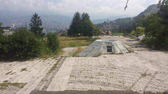 Spomen Park Vraca, Sarajevo