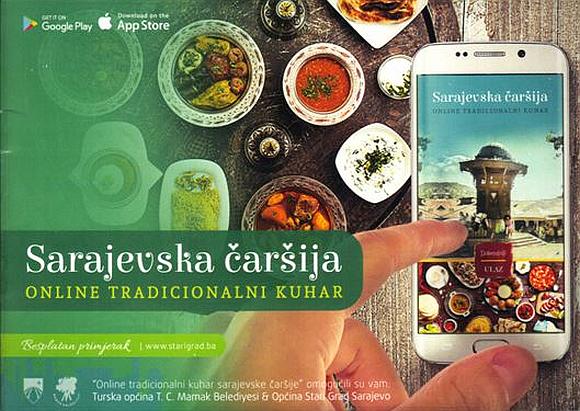 Online tradicionalni kuhar sarajevske čaršije