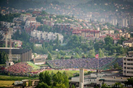 Fudbalski to je raj (Sarajevo, foto: Carias Zimm)