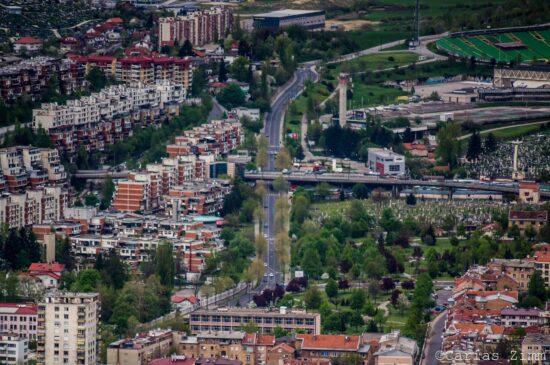 Neobične Ciglane (Sarajevo, foto: Carias Zimm)